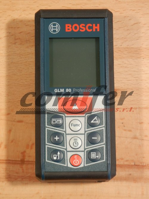 Misuratore Laser Bosch GLM 80 + R60  eBay