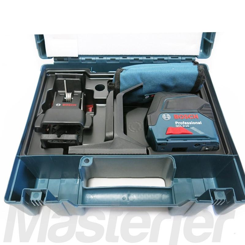 bosch livella laser gcl2-15 professionale