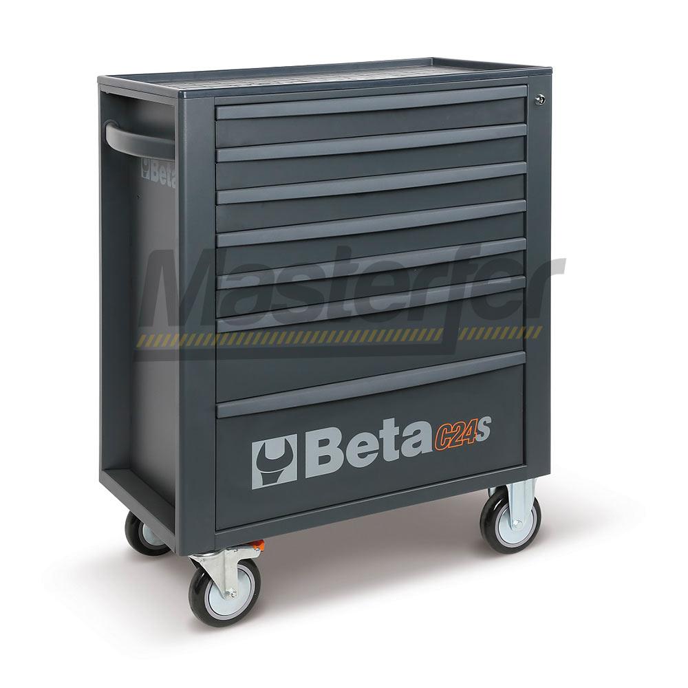 carrello porta attrezzi beta da officina c24s/7-m