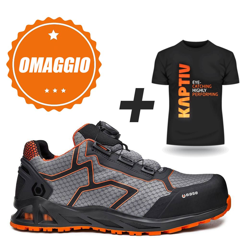 SCARPE ANTINFORTUNISTICHE BASE KAPTIV