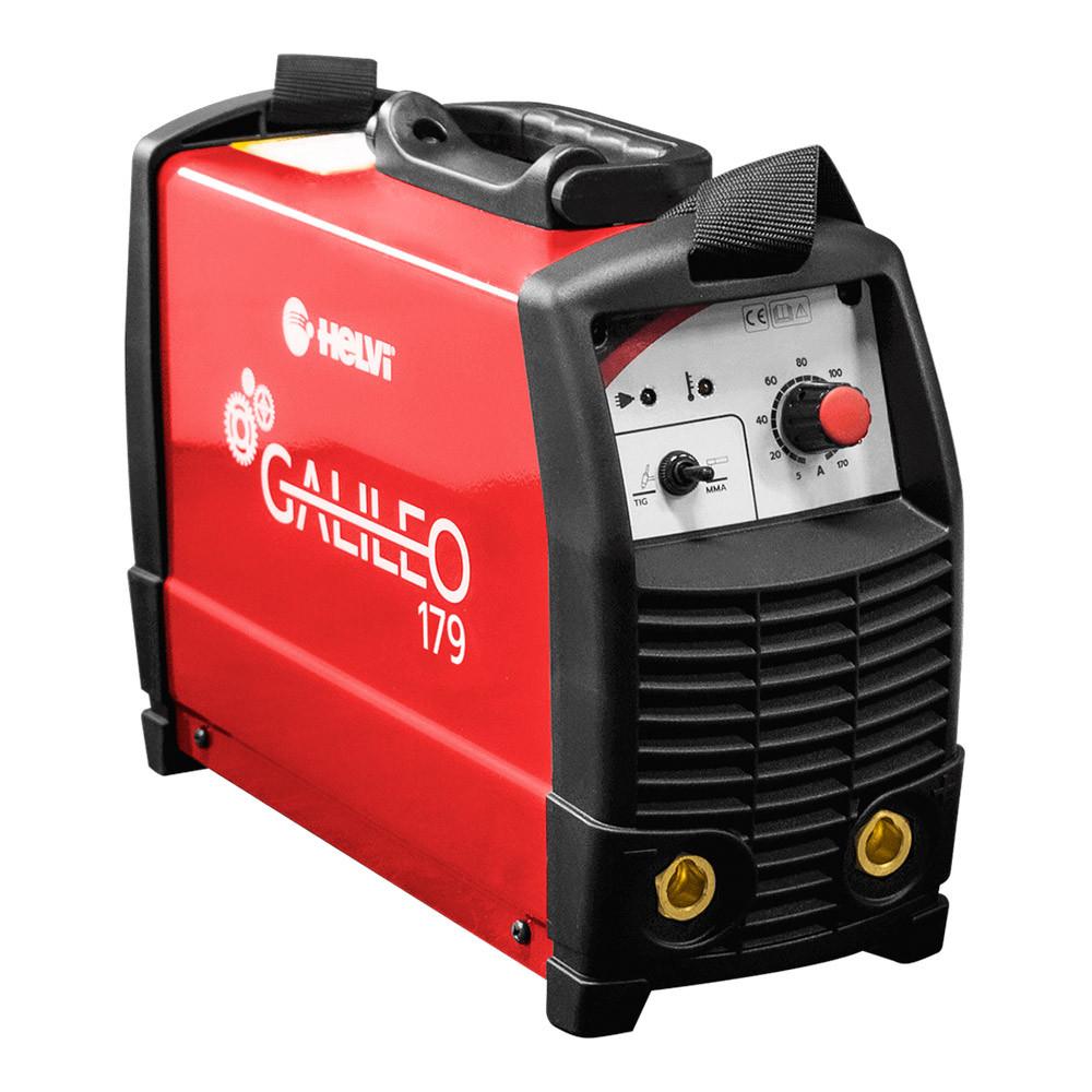 Helvi Galileo 179 - Saldatrice inverter elettrodo MMA e TIG