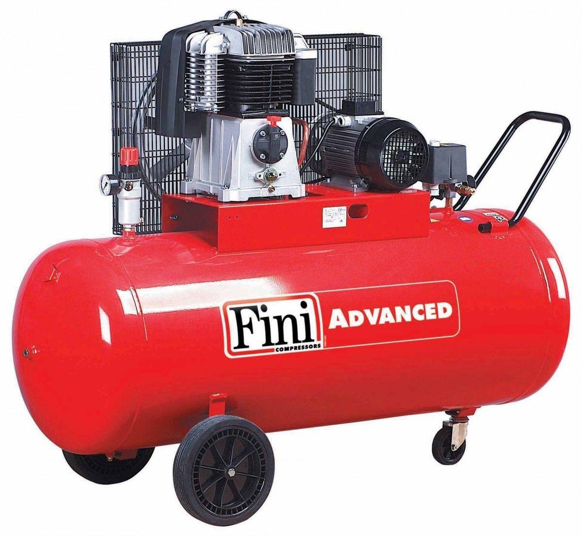 Compressore aria 270 lt FINI BK 119-270-5,5