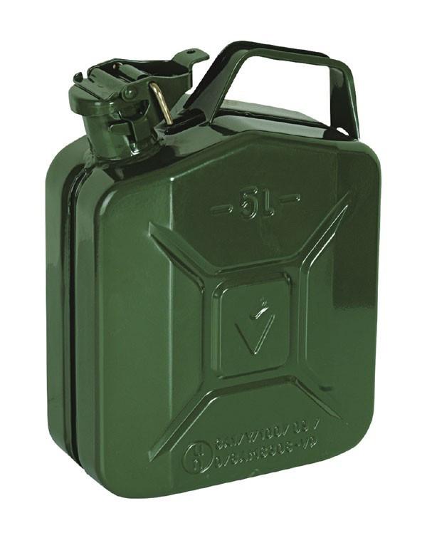 Tanica per carburante in metallo, 10 l
