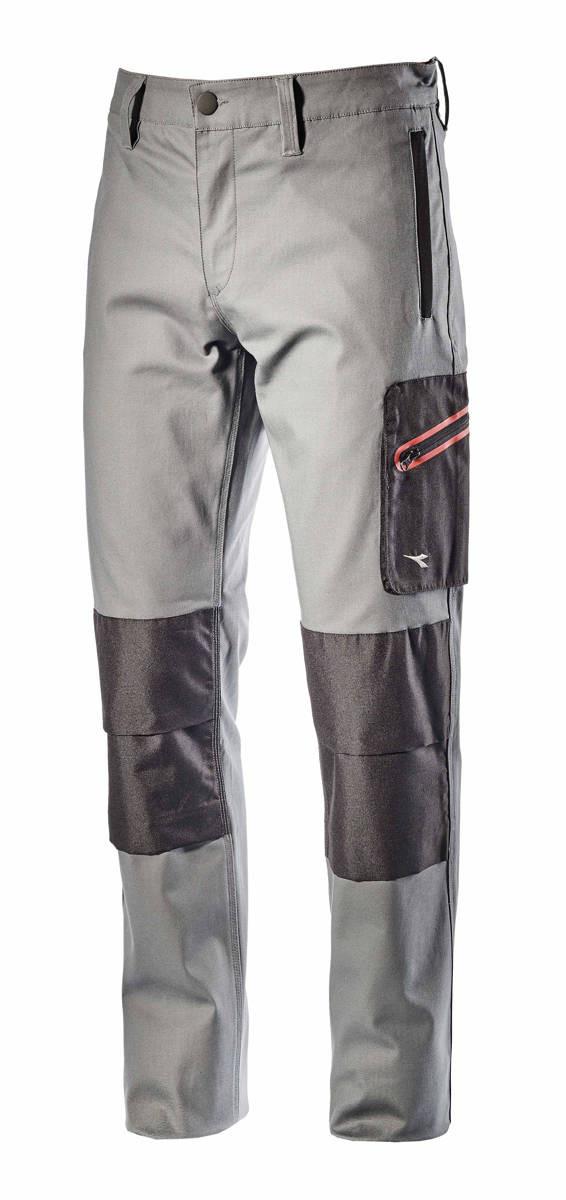 Pantalone Diadora Pant Stretch 170058 (75047) grigio