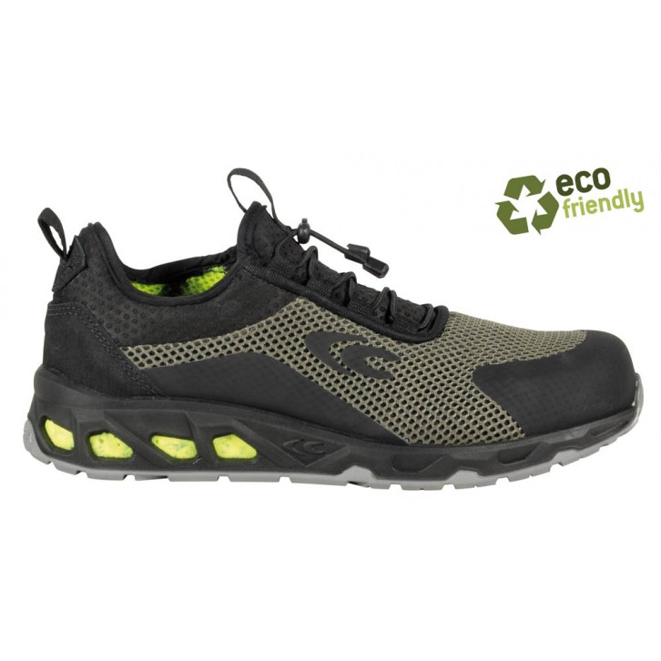 Scarpe antinfortunistiche Cofra CELSIUS (S1P SRC) - GREEN FIT