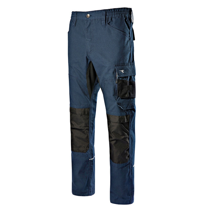 Pantalone da lavoro Diadora Top Performance - Blu denim - 175551 (60065)