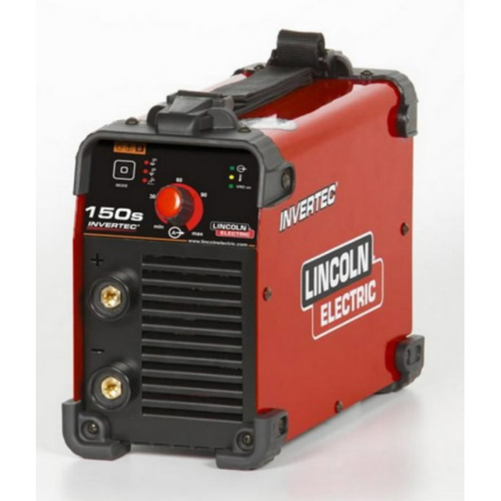 Saldatrice inverter Lincoln Electric Invertec 150S (140 A) senza cavi
