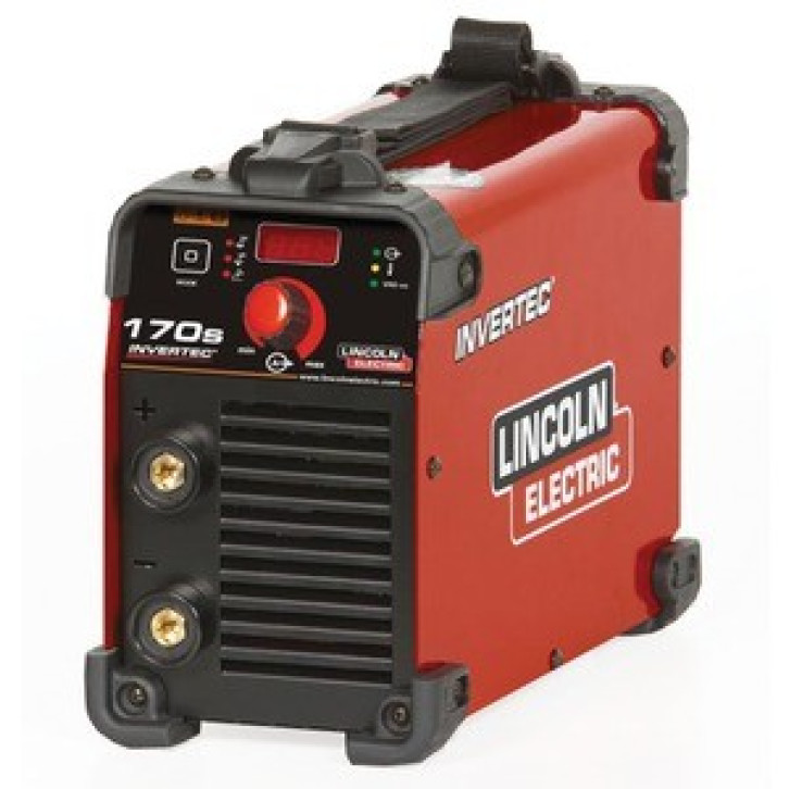Saldatrice inverter Lincoln Electric Invertec 170S (160 A) senza cavi