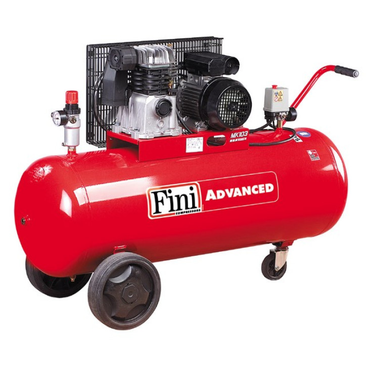 Compressore Fini ADVANCED MK 103-150-3M 150 litri