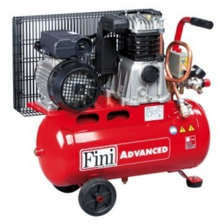Compressore a cinghia Fini ADVANCED MK 102-25-2M 25 litri