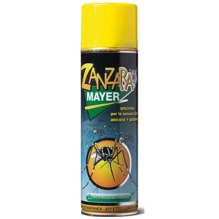 Insetticida Zanzaramayer 500ml