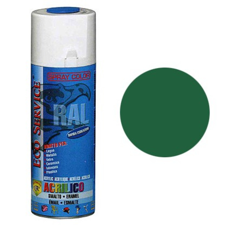 Eco Service RAL6029 spray 400ml - Verde Menta