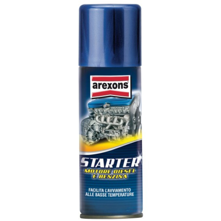Arexons Starter Spray per Motori (200ml)
