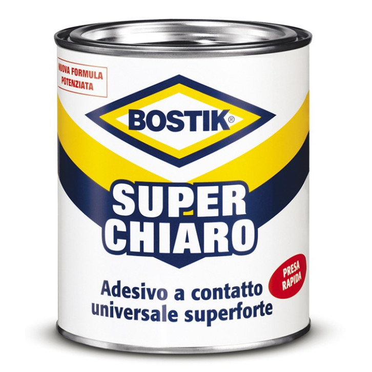 desivo universale Bostik SUPERCHIARO - 750ml