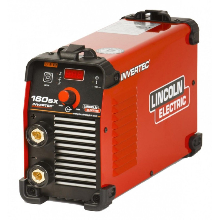 Saldatrice inverter Lincoln Electric Invertec 160SX (160 A) senza cavi