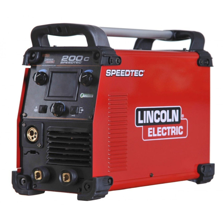 Saldatrice inverter multifunzione Lincoln Electric Speedtec 200C (200 A) senza accessori