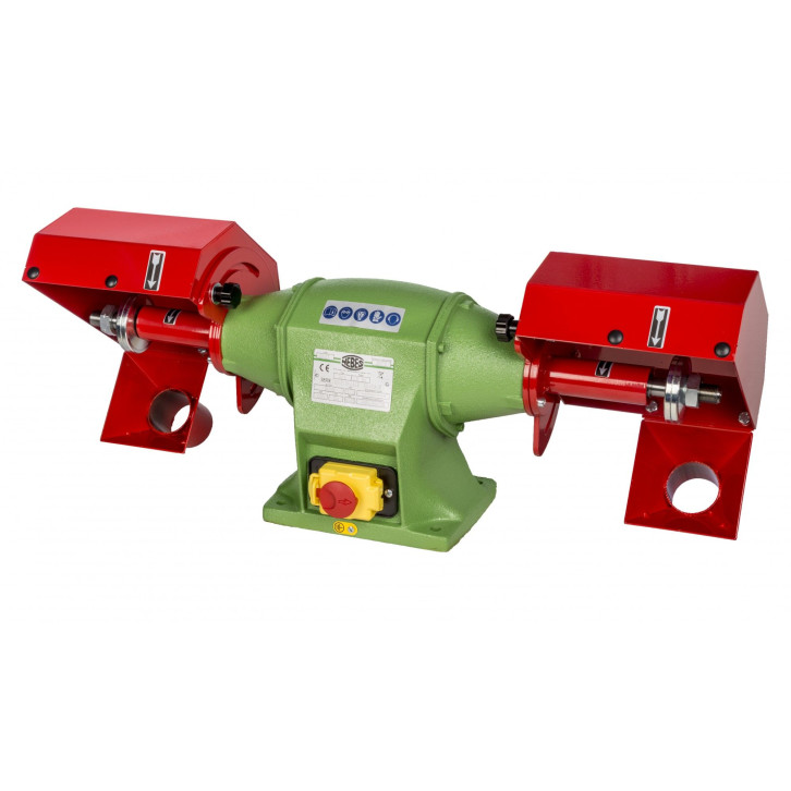 Pulitrice Nebes P-5 serie industriale in ghisa - 2,5 HP trifase