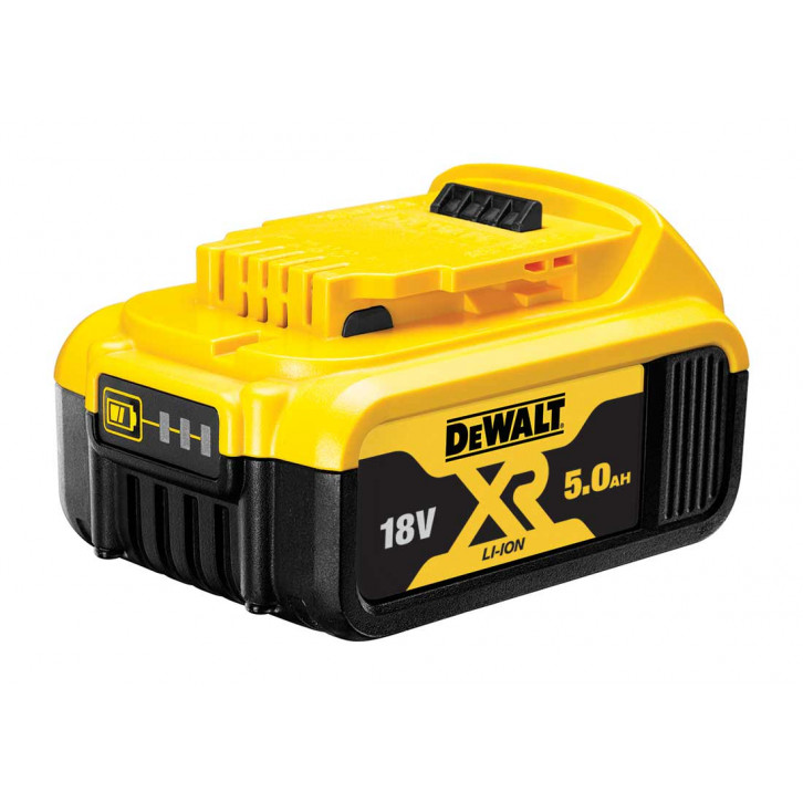 Dewalt DCB184 batteria 18V 5Ah ORIGINALE Litio - XR Li-ION