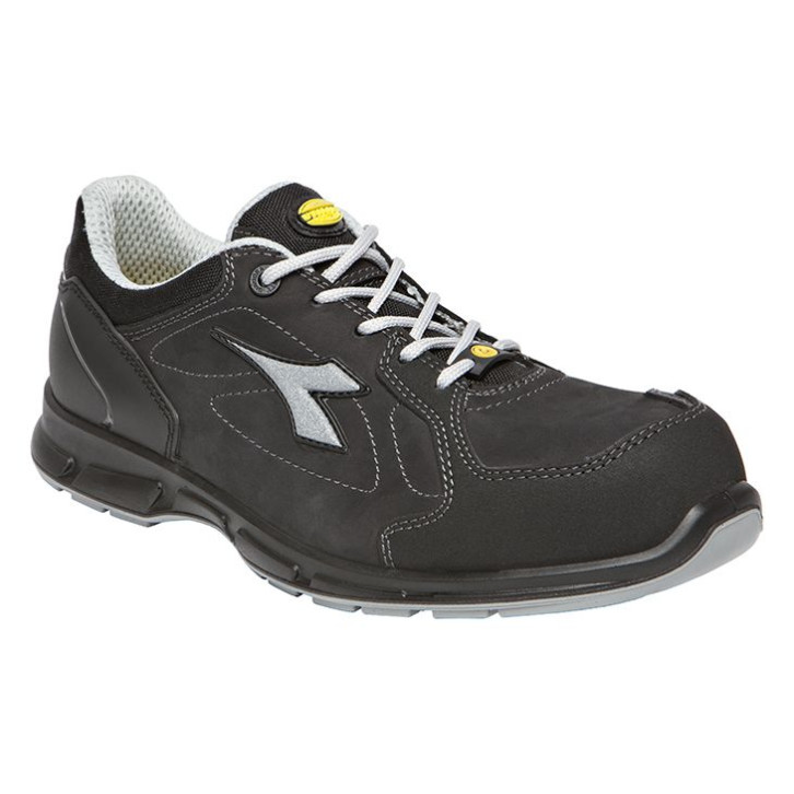 Scarpe antinfortunistiche Diadora D-Flex Low S3 ESD - 172590 (80013) nero