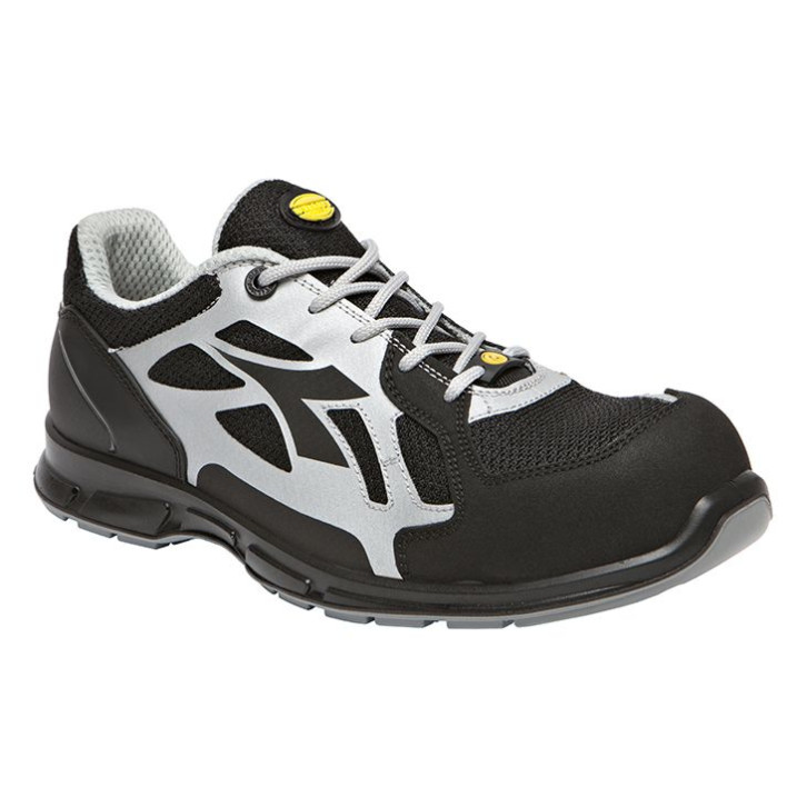 Scarpe antinfortunistiche Diadora D-Flex Low S1P ESD - 172591 (80013) nero