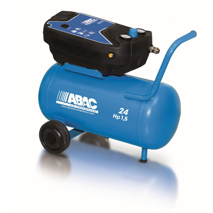Compressore Abac Pole Position O15 - 24 lt