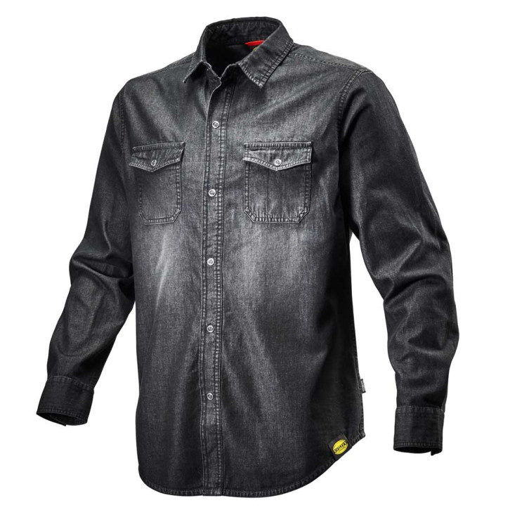 Camicia Diadora Shirt Denim 171663 (C6208) new black washing