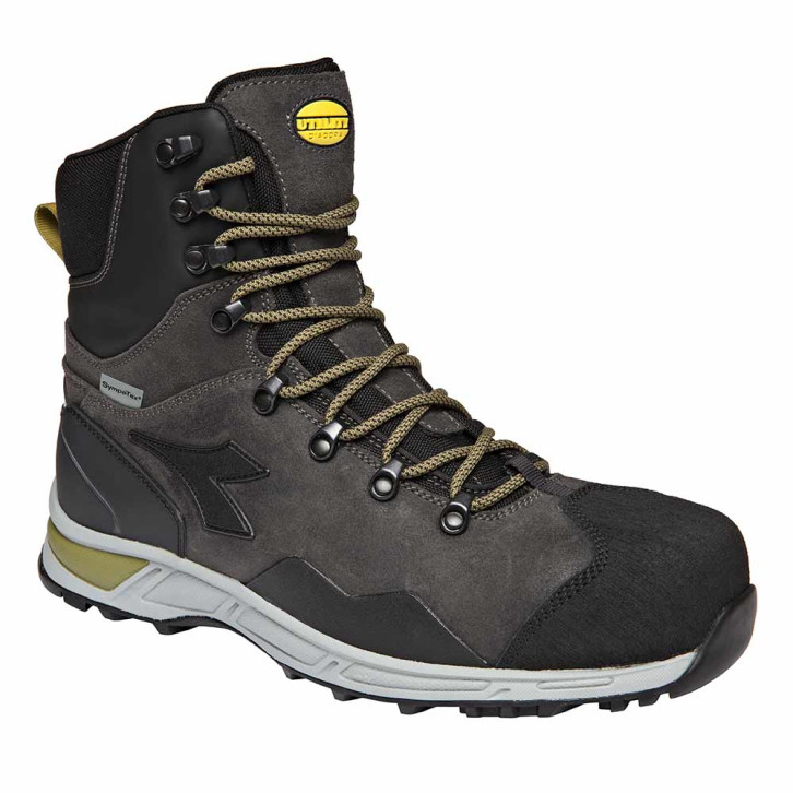Scarpe antinfortunistiche Diadora D-Trail Leather Boot S3 SRA HRO WR CI - 173537 (80004)