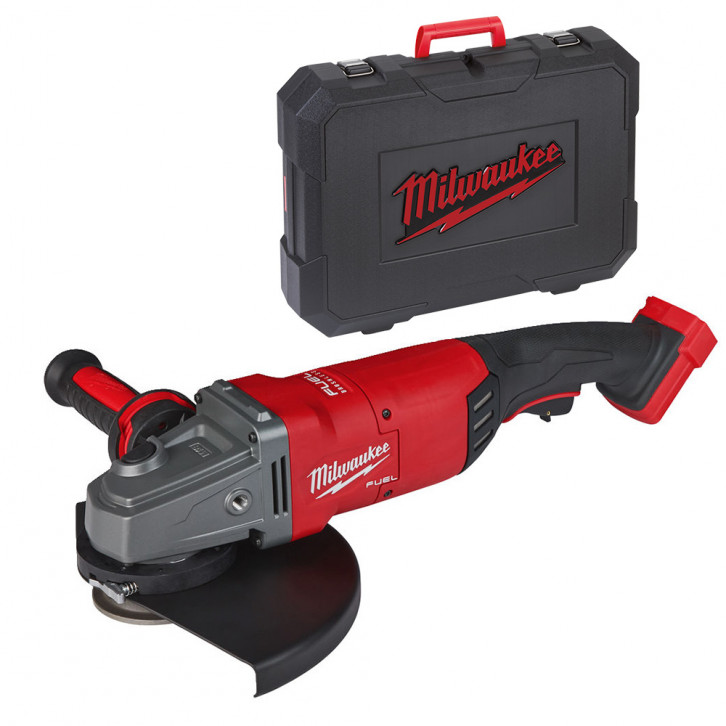 Milwaukee M18 FLAG230XPDB-0C - Smerigliatrice angolare FUEL 230 MM