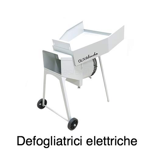 defogliatrici elettriche