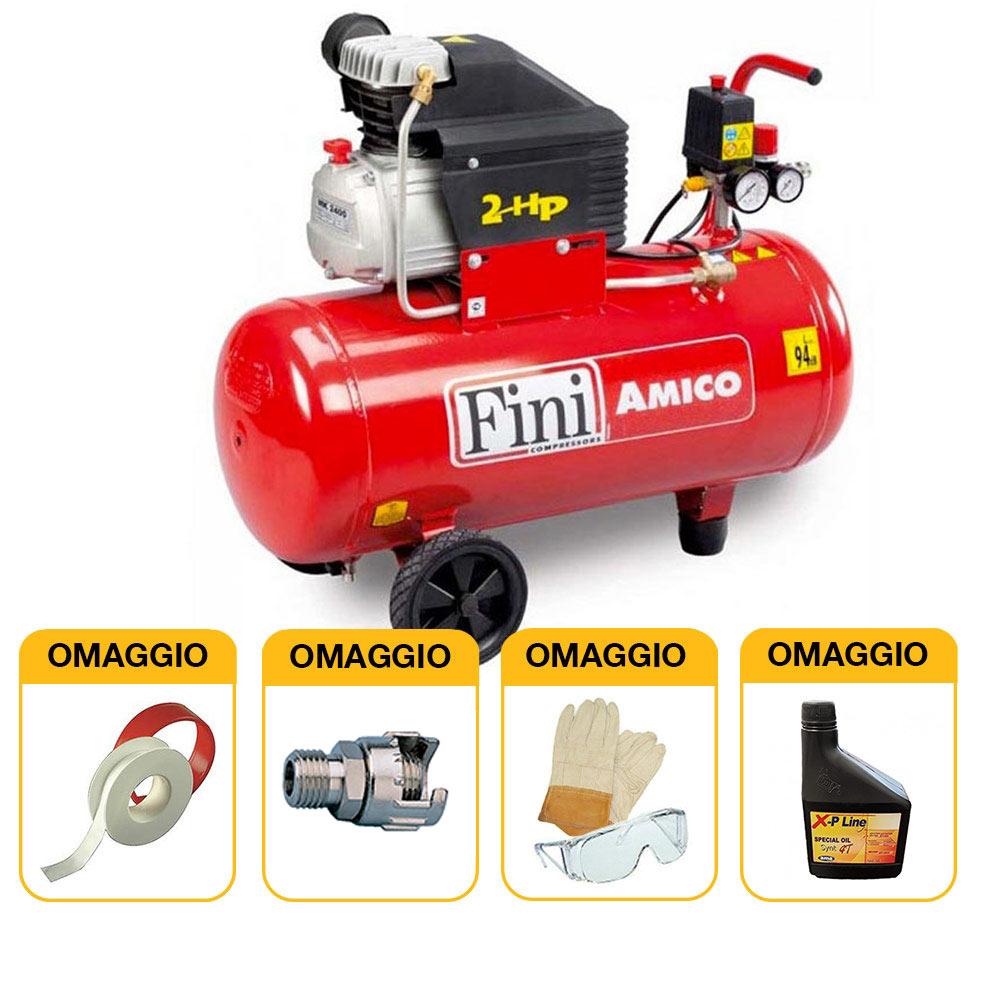 Fini Kompressor 50 Lt AMICO 50//2400