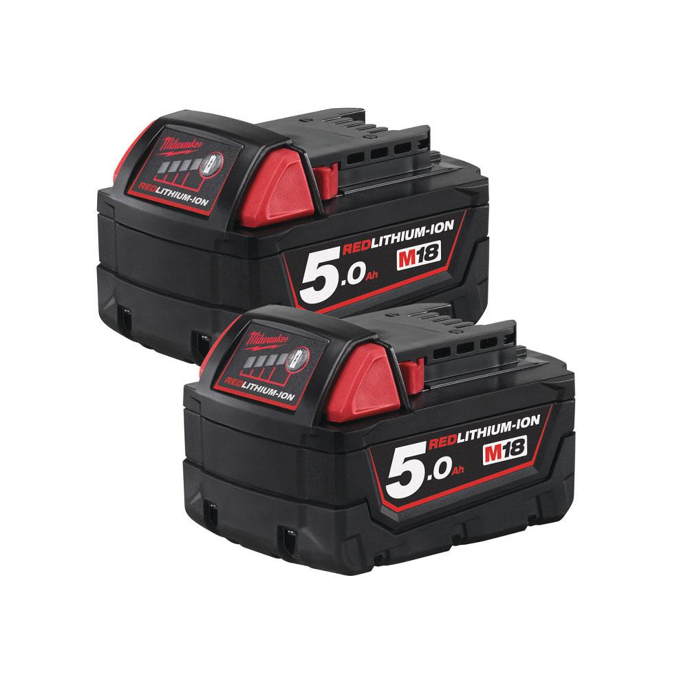 batterie milwaukee 5ah