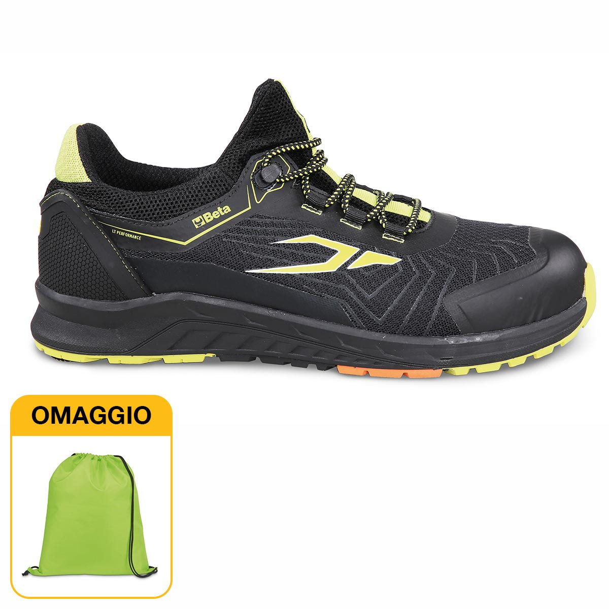 Beta 0 Gravity | Omaggio sacca porta scarpe | Scarpe