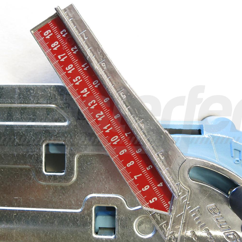 sigma 2b3 inches misure scale