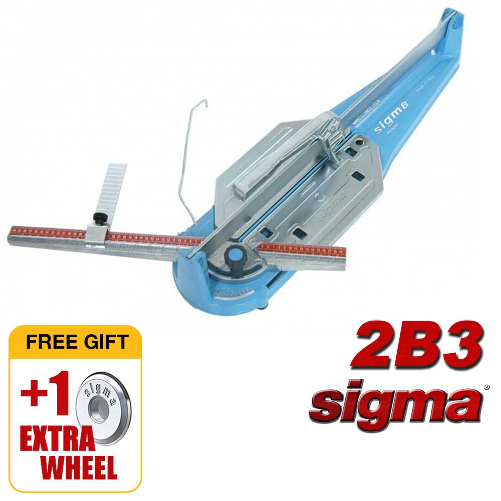 sigma 2b3 with free cutting wheel