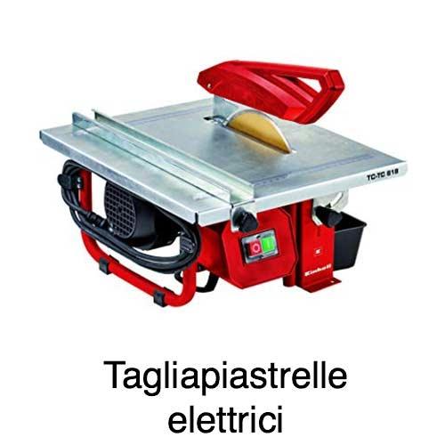 tagliapiastrelle elettrici taglia piastrelle mattonelle