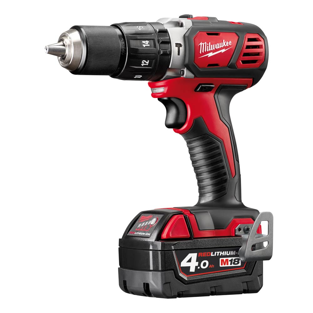 trapano milwaukee m18 bpd 402c
