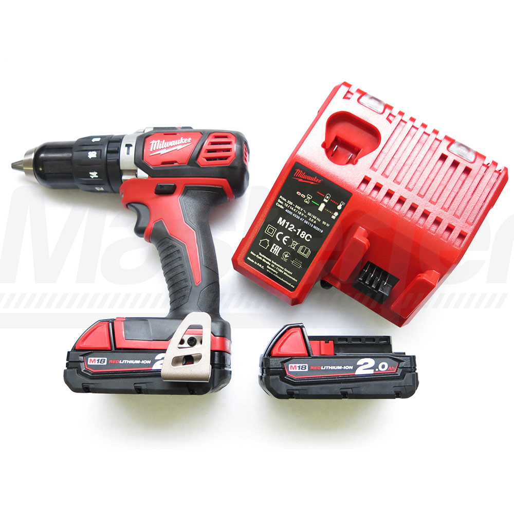 trapano avvitatore milwaukee m18