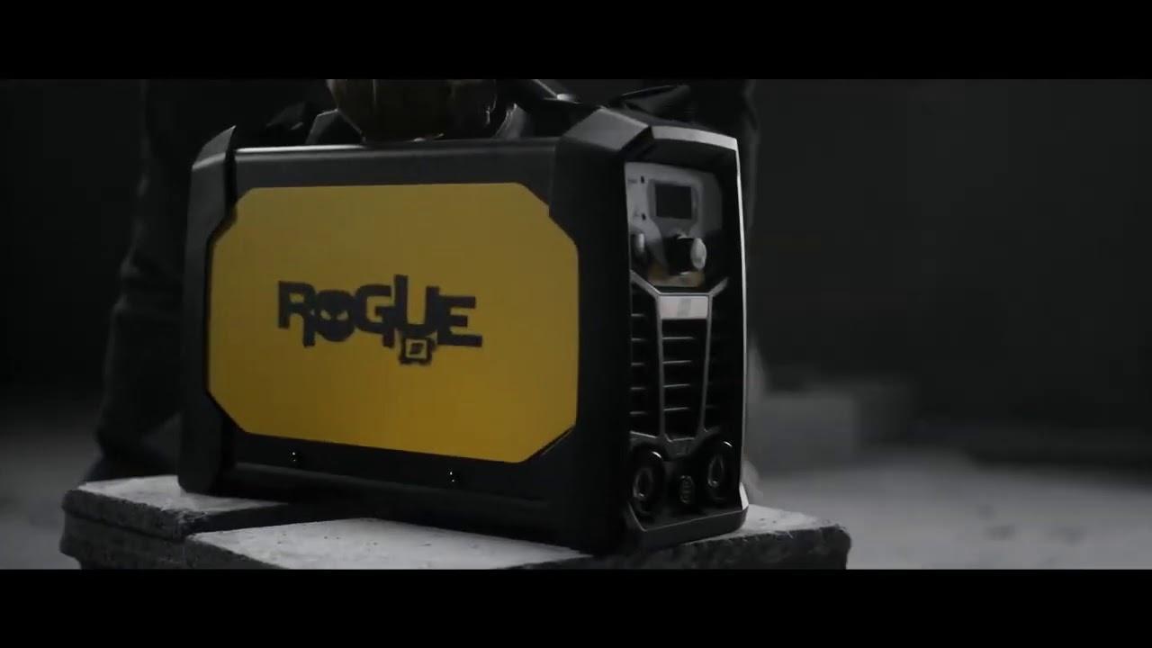 Saldatrice Esab Rogue ES 150i