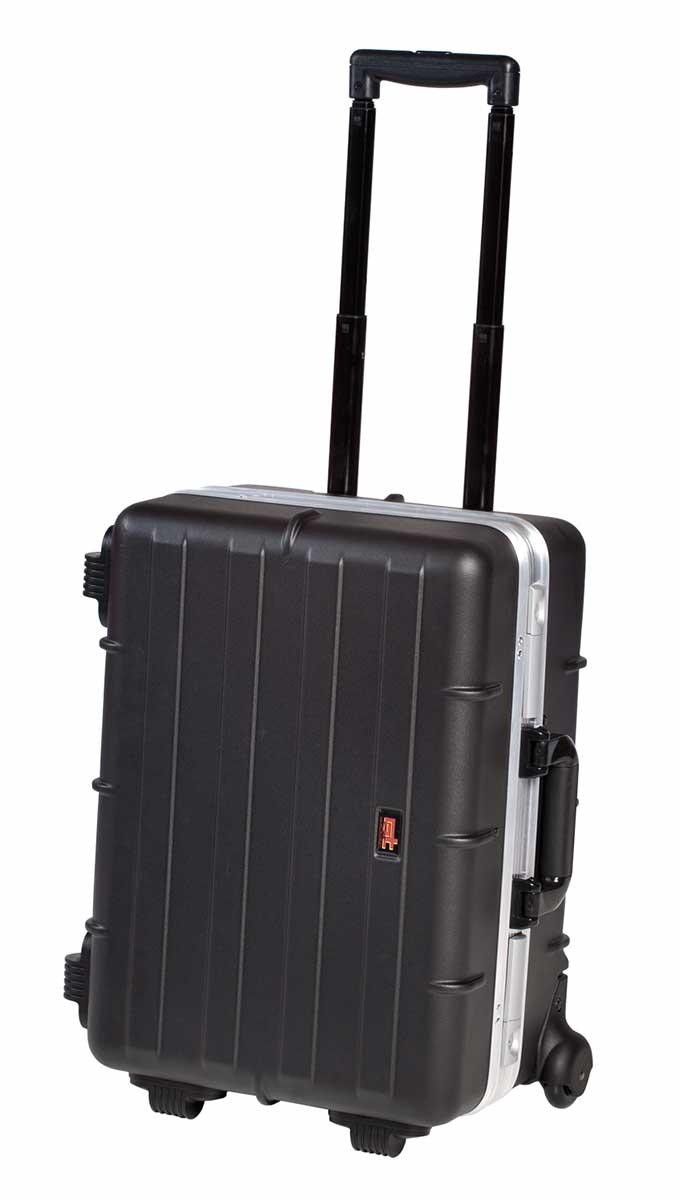 GT Line REVO WHEELS PEL, Valigia trolley porta utensili in ABS termoformato ad alto spessore
