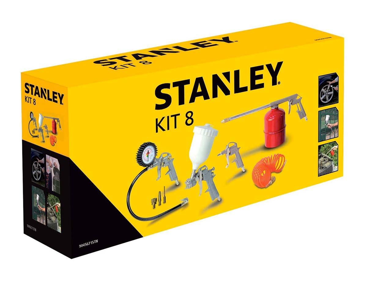 Stanley 9045671STN kit 8 pezzi